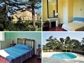 Chambres d'hôtes de charme , Bastide des Escourches, marseille 11e  arrondissement 13011