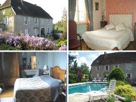 Chambres d'hôtes de charme , À la Thuilerie des Fontaines, chatenois 39700