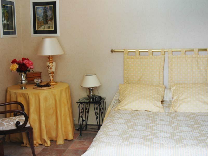 Chambres d'hôtes Loreau saint bonnet de mure 69720 N° 1