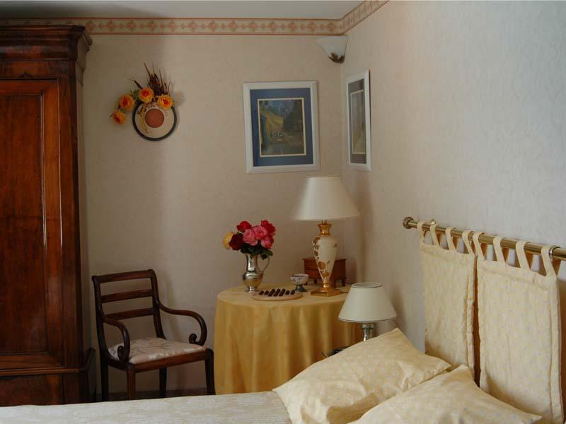 Chambres d'hôtes Loreau saint bonnet de mure 69720 N° 3