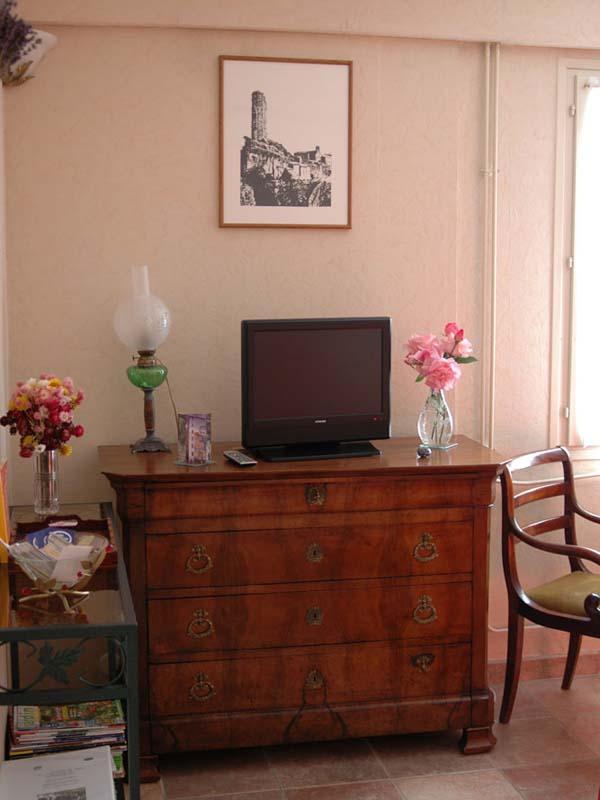 Chambres d'hôtes Loreau saint bonnet de mure 69720 N° 9
