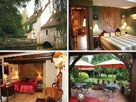 Chambres d'hôtes de charme , Moulin de Fresquet, gramat 46500