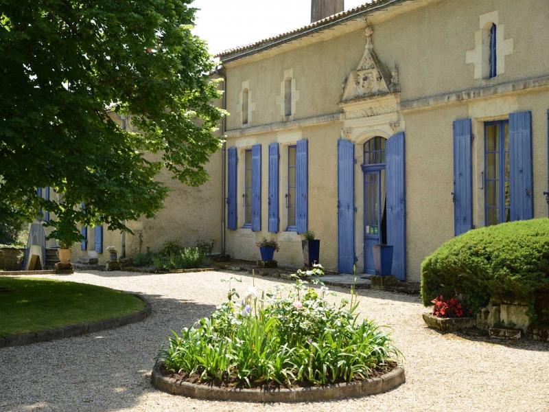 Chambres d'hôtes Candoni saint palais 33820 N° 2