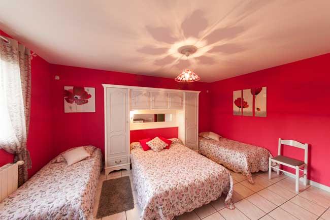 Chambres d'hôtes Chauzamy vendeuvre du poitou 86380 N° 1