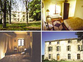 Chambres d'hôtes de charme , La Bastide de l'Adrech, manosque 04100