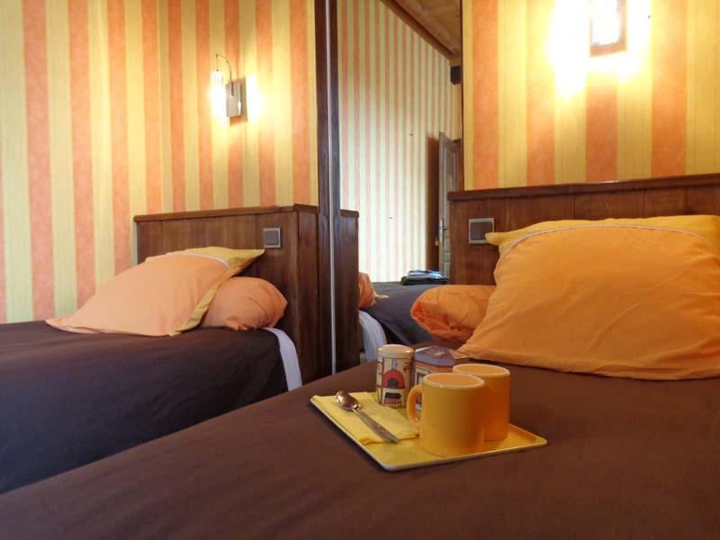 Chambres d'hôtes Racaud-Foch arrens marsous 65400 N° 4