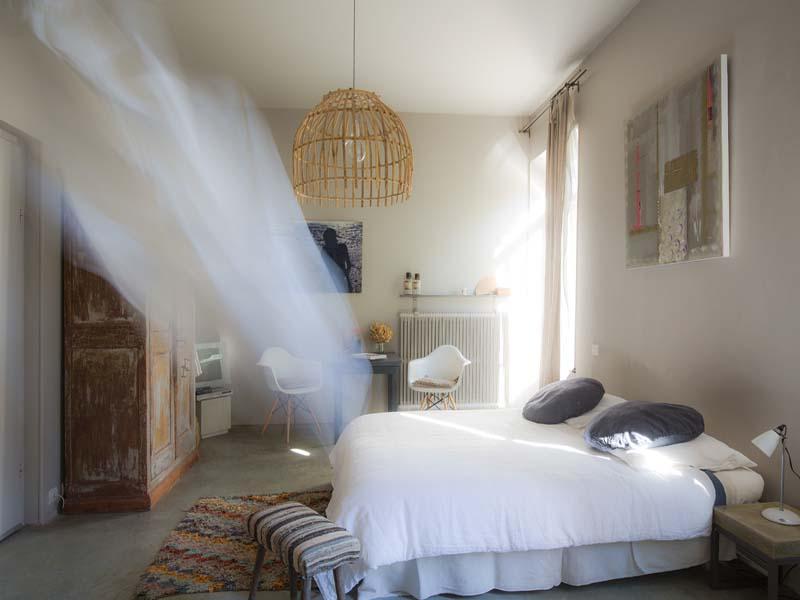 Chambres d'hôtes Pralus-Neyrand saint laurent des arbres 30126 N° 5