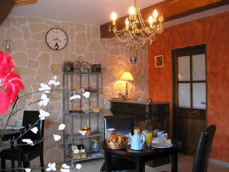Chambres d'hôtes Bordier lacoste 84480 N° 7