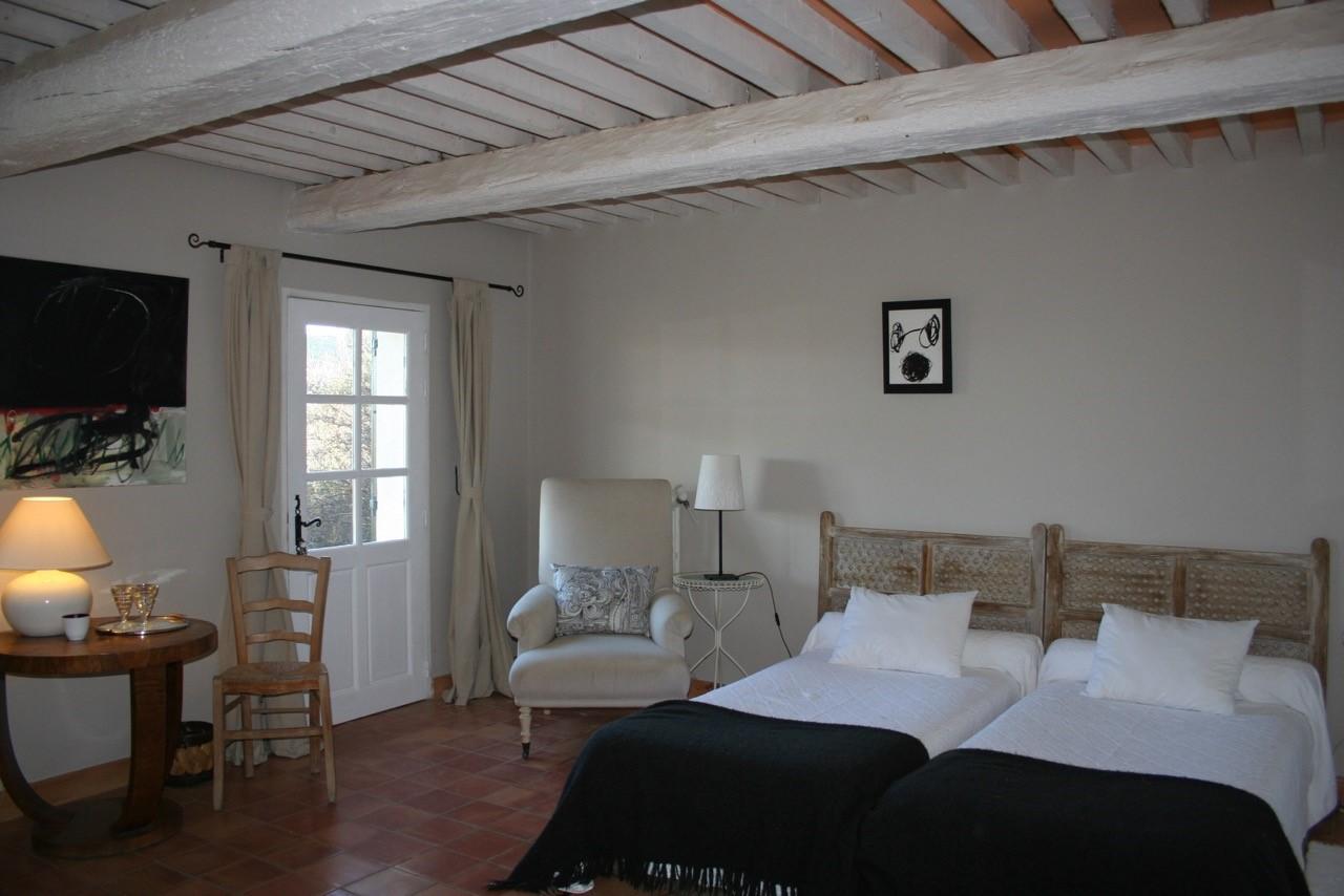 Chambres d'hôtes Escobar bonnieux 84480 N° 4