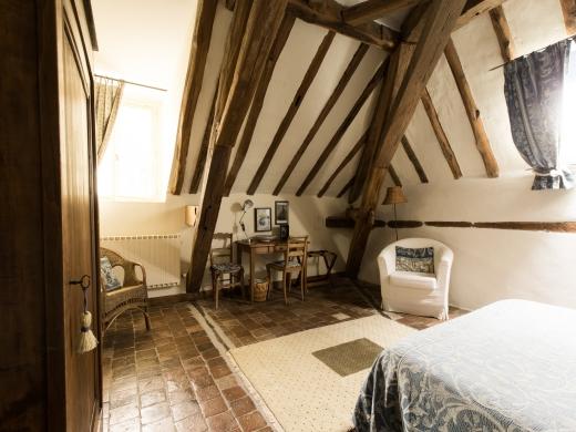 Chambres d'hôtes de charme , La Rochelière, vouvray 37210