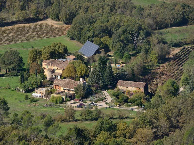 Chambres d'hôtes de charme , Une Campagne en Provence, bras 83149