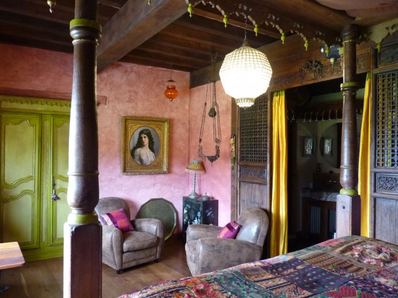 Chambres d'hôtes Patin ouroux 69860 N° 3