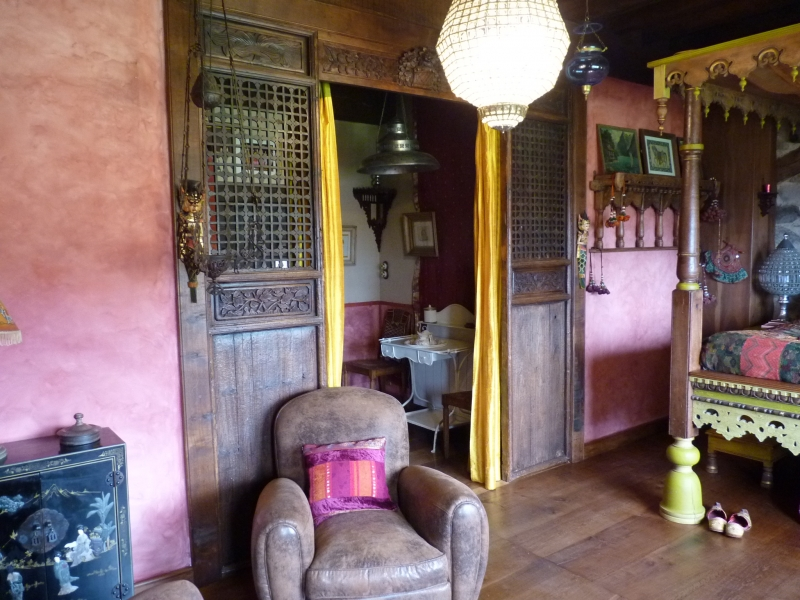 Chambres d'hôtes Patin ouroux 69860 N° 7