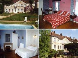 Chambres d'hôtes Cottin marcigny 71110