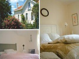 Chambres d'hôtes de charme , Château Beauséjour, listrac medoc 33480
