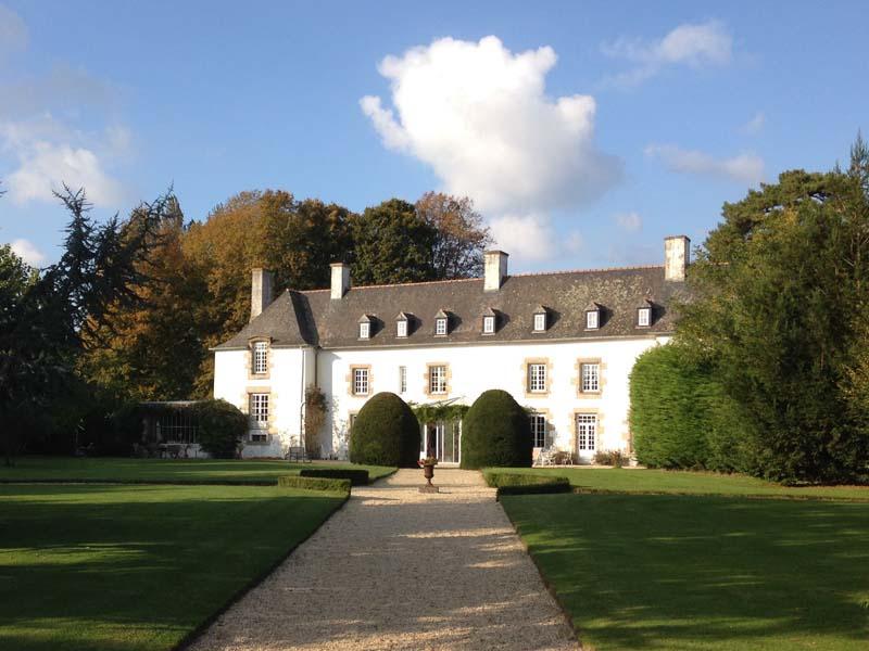 Chambres d'hôtes de charme , Manoir de la Baronnie, saint malo 35400