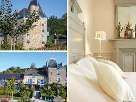 Chambres d'hôtes de charme , Au Château de Mont-Dol, mont dol 35120