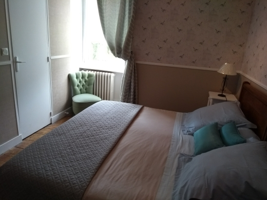 Chambres d'hôtes de charme , Manoir de Kervent, douarnenez 29100