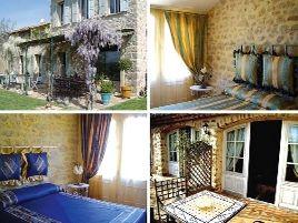 Chambres d'hôtes de charme , La Bastide d'Einesi, vidauban 83550