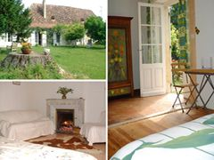 Chambres d'hôtes de charme , Ferme de Cambelongue, issigeac 24560