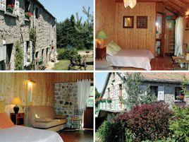 Chambres d'hôtes de charme , Auberge Chez Léon, chambon sur lignon 43400