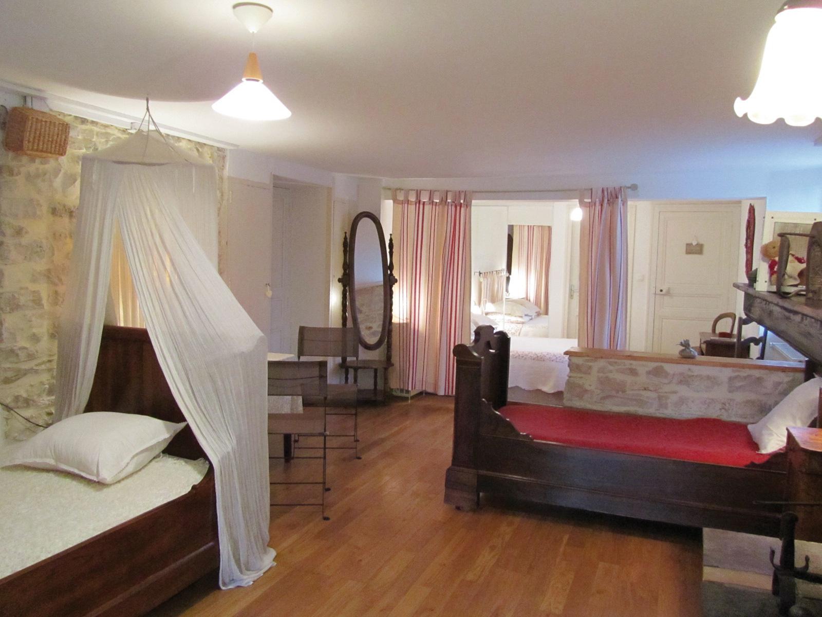 Chambres d'hôtes Devaux alzonne 11170 N° 2