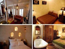 Chambres d'hôtes de charme , Au Sourire de Montmartre, paris 18e arrondissement 75018