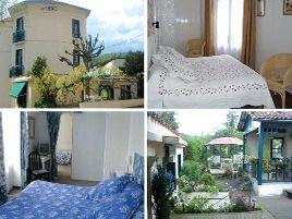 Chambres d'hôtes de charme , Les Chênes, chatel guyon 63140