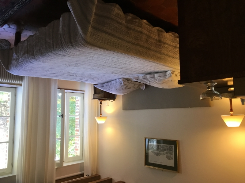 Chambres d'hôtes de Saporta ivoy le pre 18380 N° 1