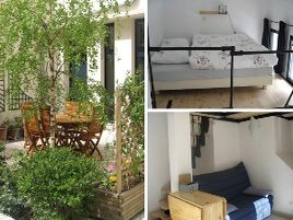 Chambres d'hôtes de charme , Le Petit Gobert, paris 11e arrondissement 75011