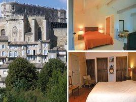 Chambres d'hôtes de charme , La Demeure du Château , grignan 26230