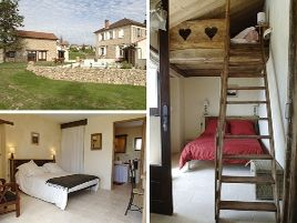 Chambres d'hôtes de charme , La Pradella, preaux 07290