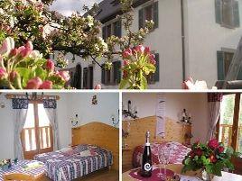 Chambres d'hôtes de charme , Ferme de Schoultzbach, orbey 68370