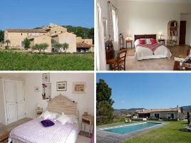 Chambres d'hôtes Durand-Massol bonnieux 84480