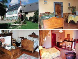 Chambres d'hôtes de charme , Maison Burret, montgaillard 65200