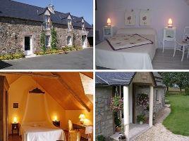 Chambres d'hôtes de charme , Les Notifanes, saint alban 22400