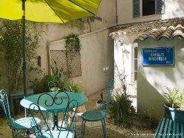Chambres d'hôtes de charme , Le Rayon Vert, ciotat 13600