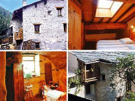 Chambres d'hôtes de charme , Ché Catrine, villarodin bourget 73500