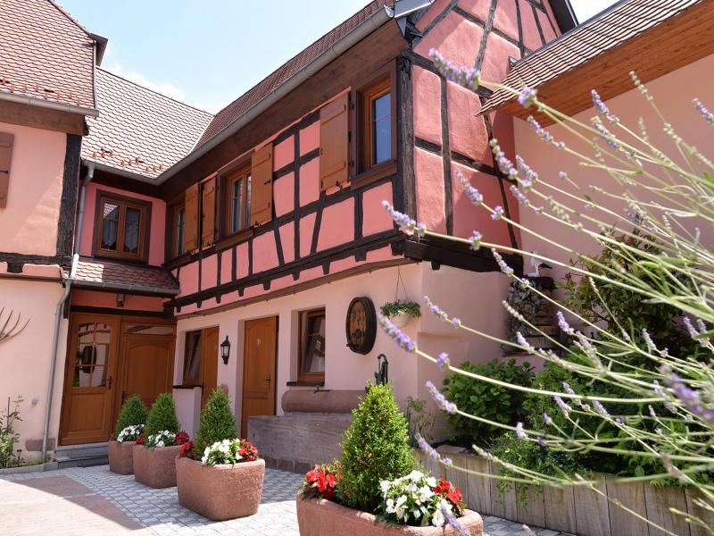 Chambres d'hôtes Kruger beblenheim 68980 N° 12