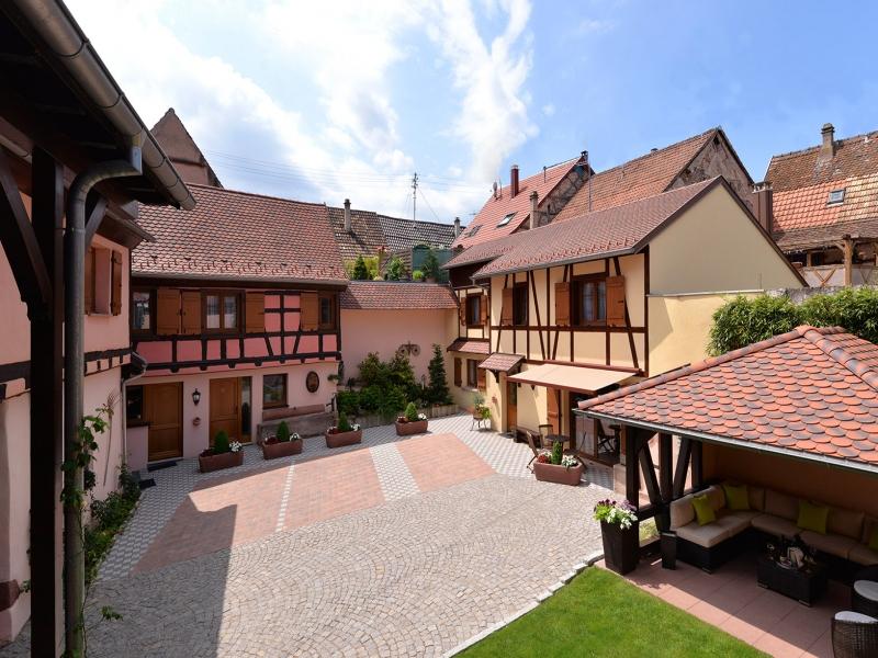 Chambres d'hôtes Kruger beblenheim 68980 N° 13