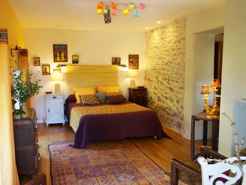 Chambres d'hôtes Samama anduze 30140 N° 1