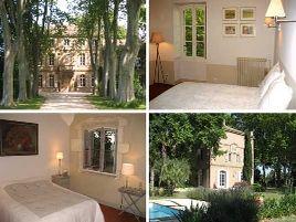 Chambres d'hôtes de charme , La Laure, saint martin de crau 13310