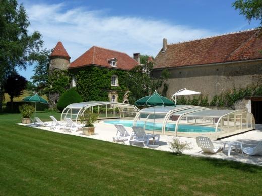Chambres d'hôtes de charme , Château de Ribourdin, chevannes 89240