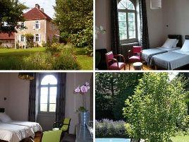 Chambres d'hôtes de charme , Rosabonheur, emagny 25170