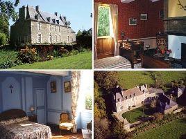 Chambres d'hôtes de charme , Manoir de la Pichardais, crehen 22130