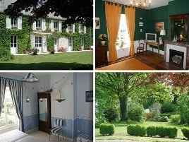 Chambres d'hôtes de charme , La Maison Blanche, cuvergnon 60620