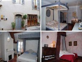 Chambres d'hôtes de charme , Maison Gonzagues, cotignac 83570