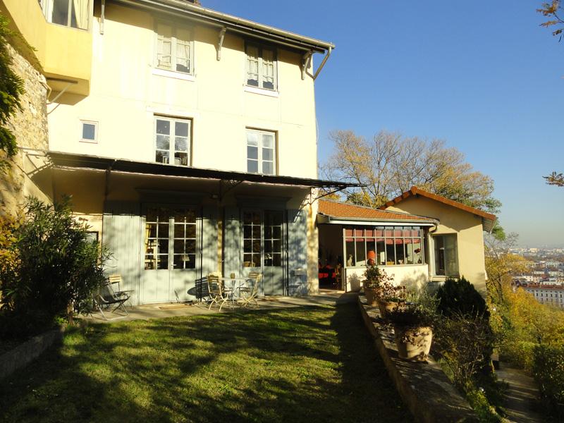 chambre d 39 h tes la laurentine lyon 5e arrondissement 69005. Black Bedroom Furniture Sets. Home Design Ideas