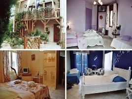 Chambres d'hôtes de charme , L'Haubette, meurville 10200