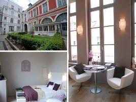 Chambres d'hôtes de charme , Appartement d'hôtes Lille à part, halluin 59250